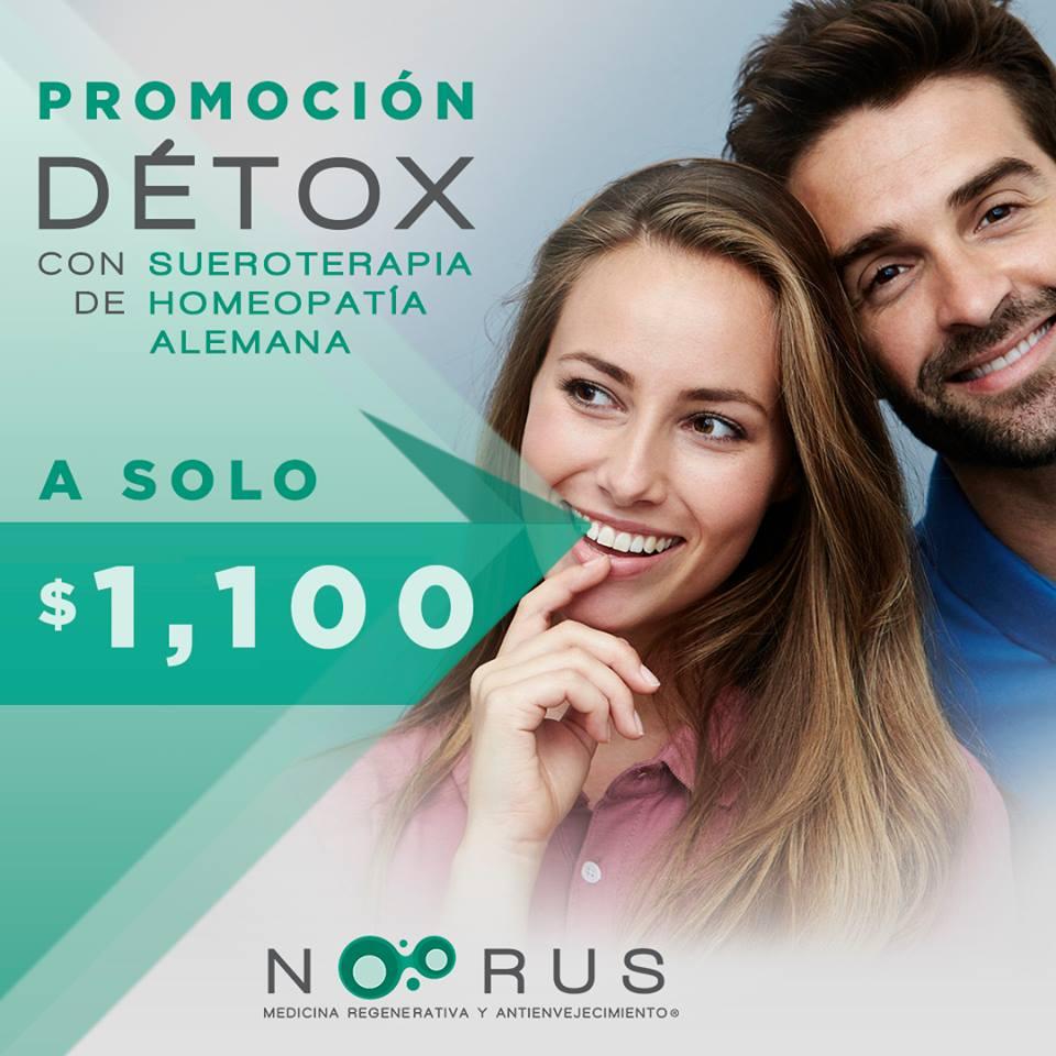Campaña: Detox.