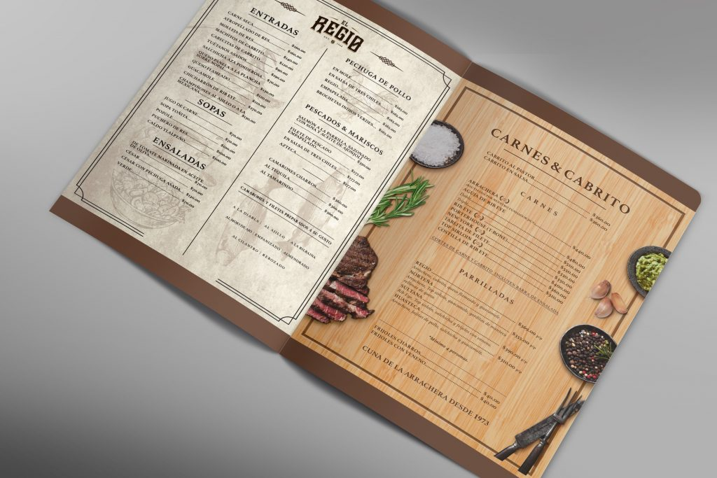 mock up regio menu 1-2