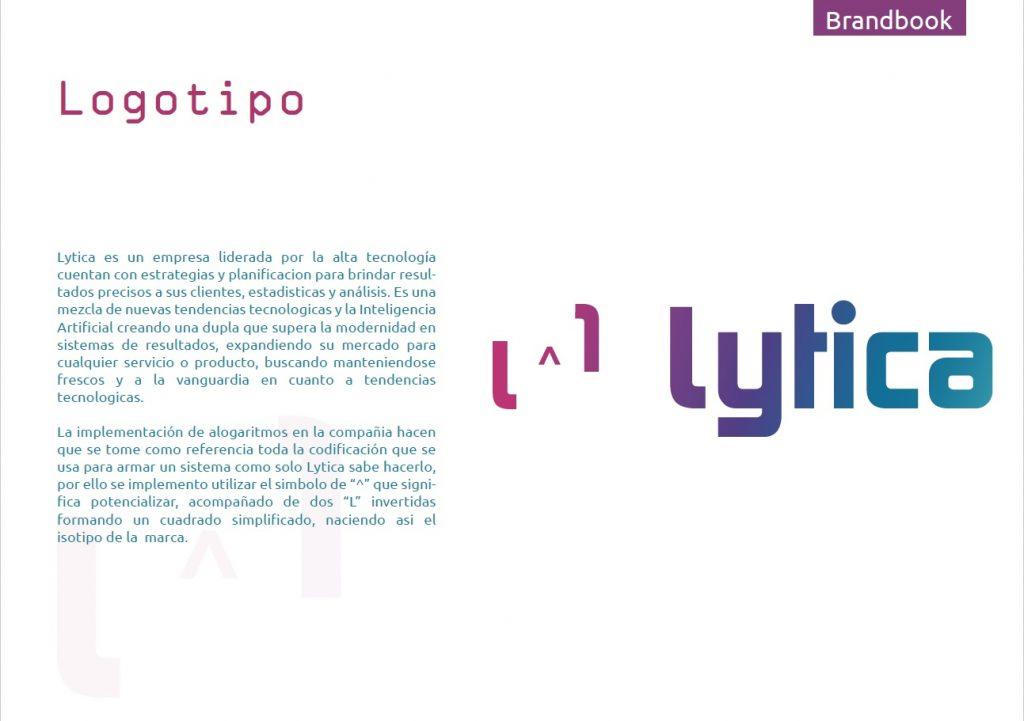 Lytica logotipo