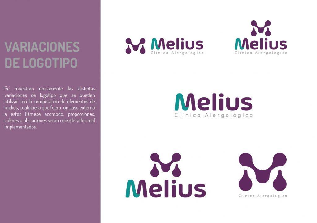 Variaciones logo