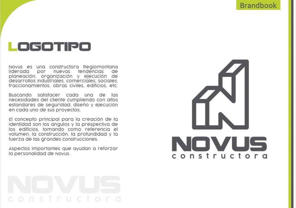 Logotipo brandbook